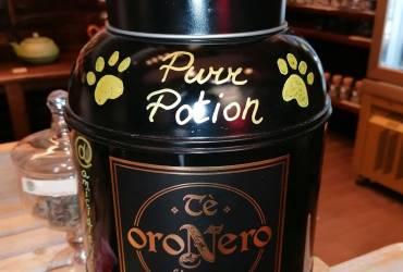 "Il tè dei gatti ""Purr Potion"""